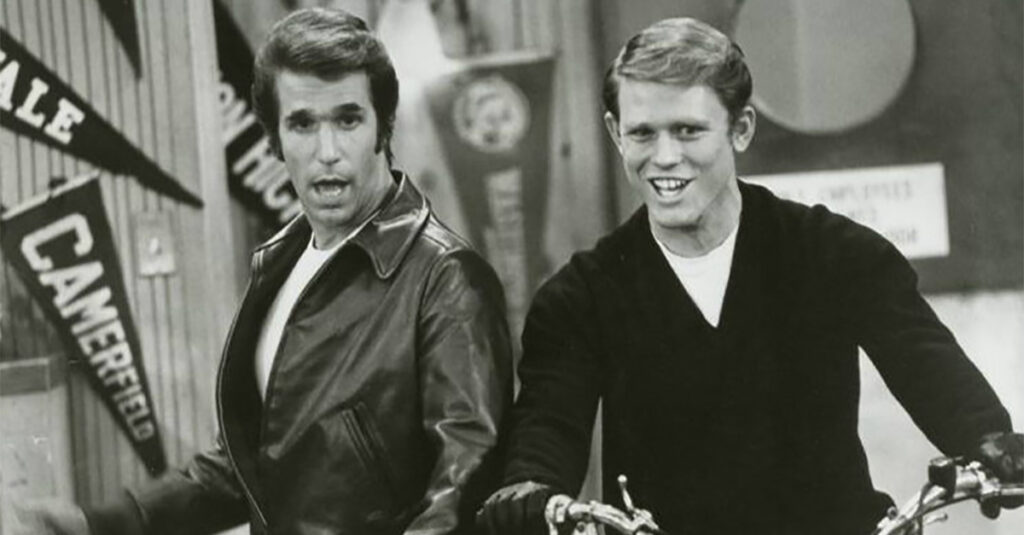 Rockin' Facts About Happy Days