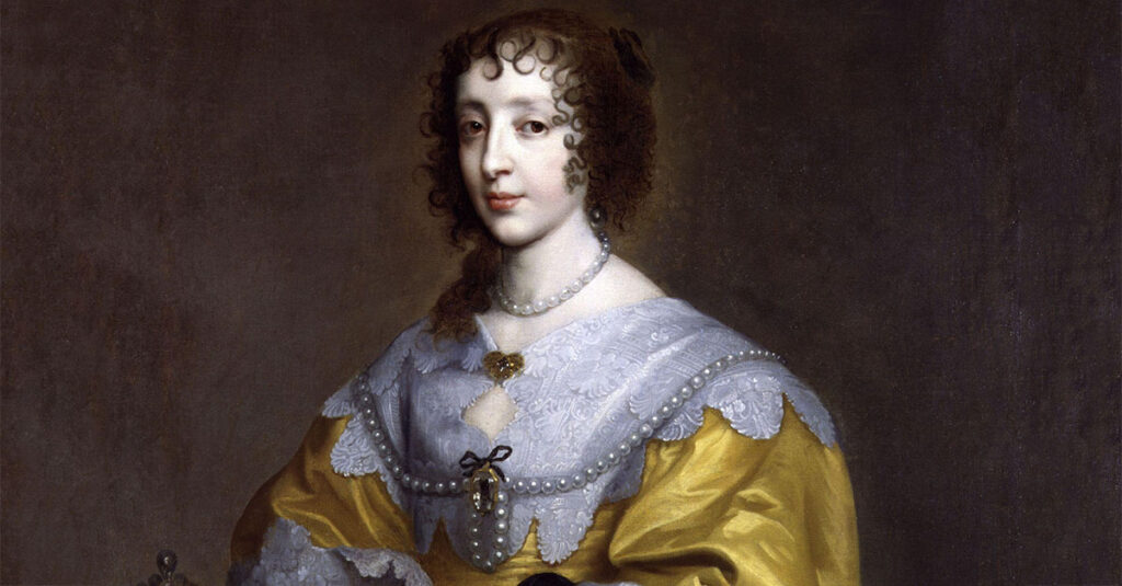 Doomed Facts About Henrietta Maria, The Fugitive Queen