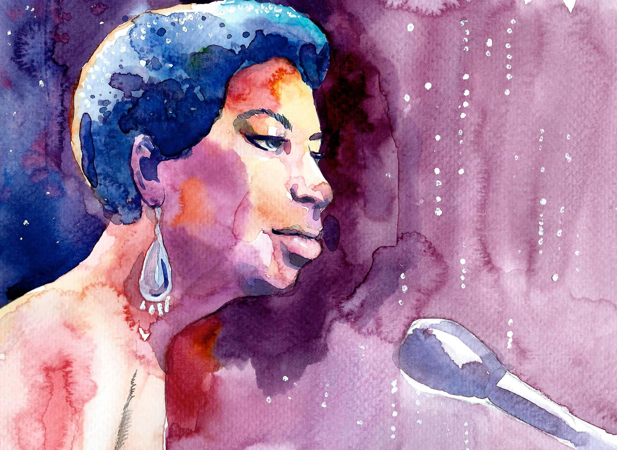 Nina Simone facts