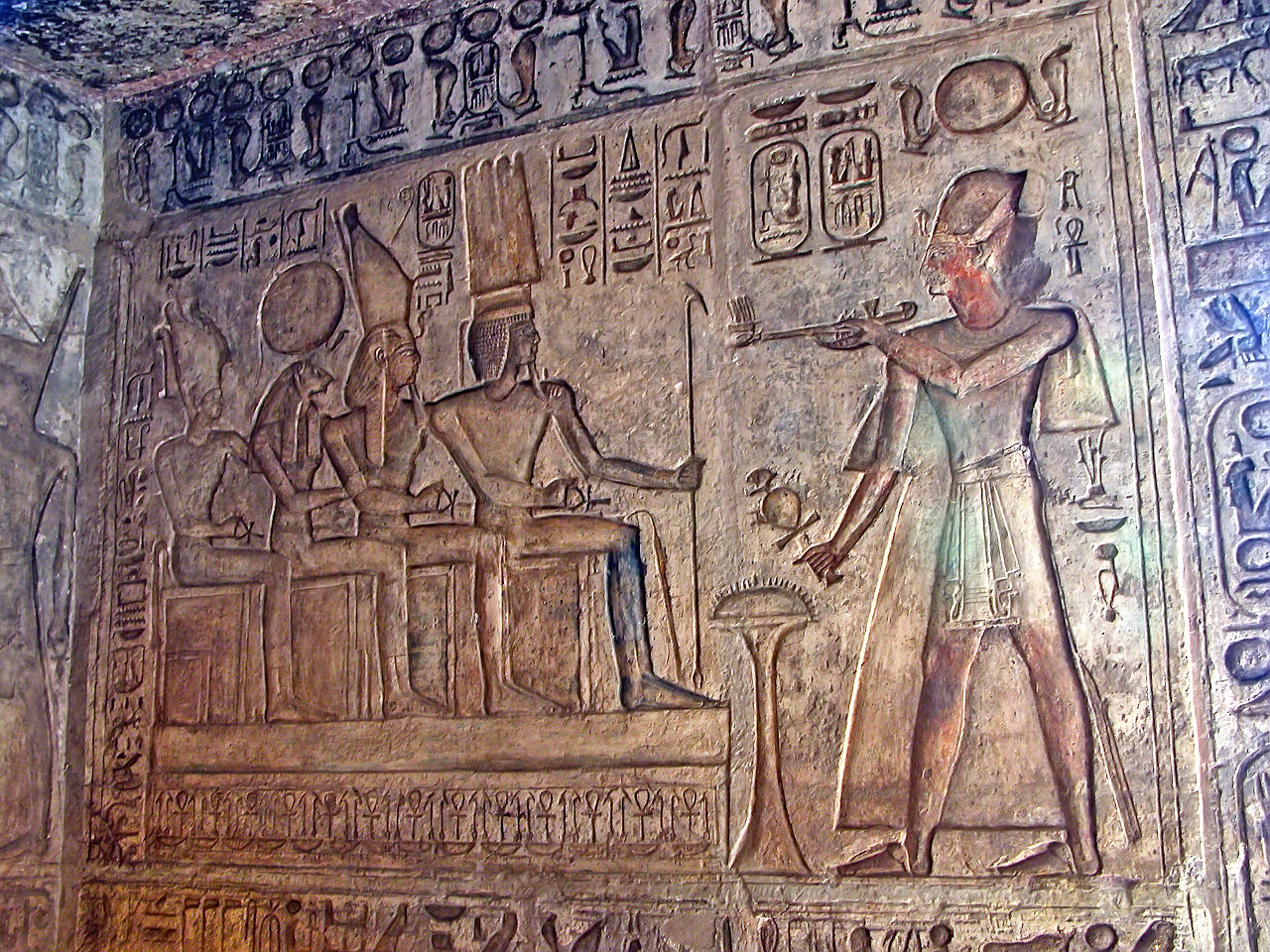 Ramses The Great facts