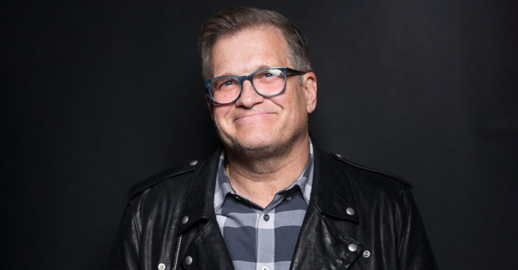 Improvised Facts About Drew Carey, TV's Classic Comedian