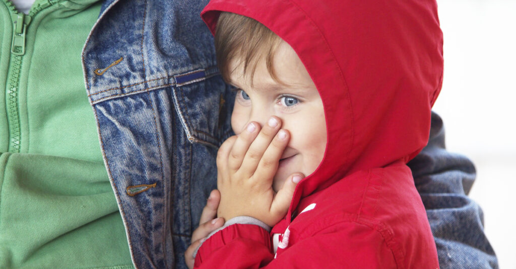 Kids Say The Most Embarrassing Things: Parents Share Their Cringiest Moments