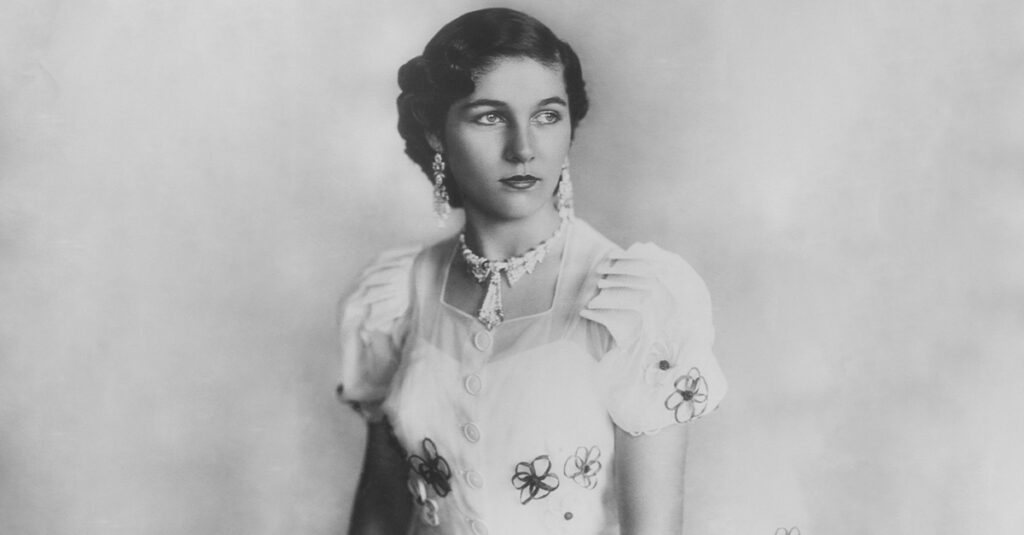 Scandalous Facts About Princess Fawzia Of Egypt, The Royal Rebel