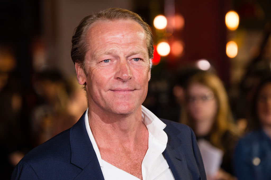 Iain Glen Facts