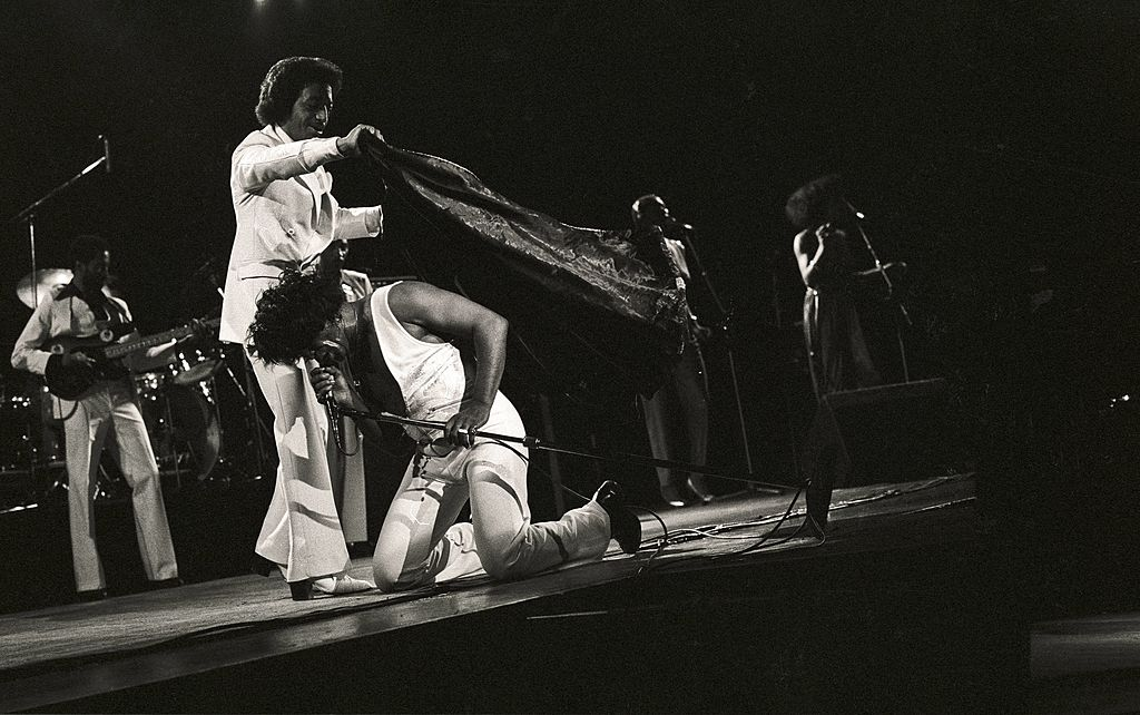 James Brown Facts
