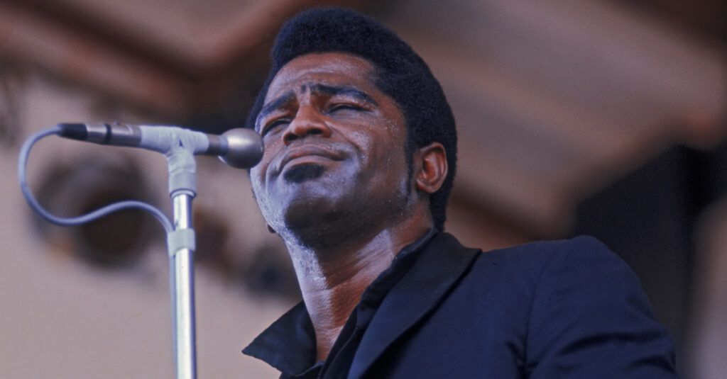 Musical Facts About James Brown, The Godfather Of Soul