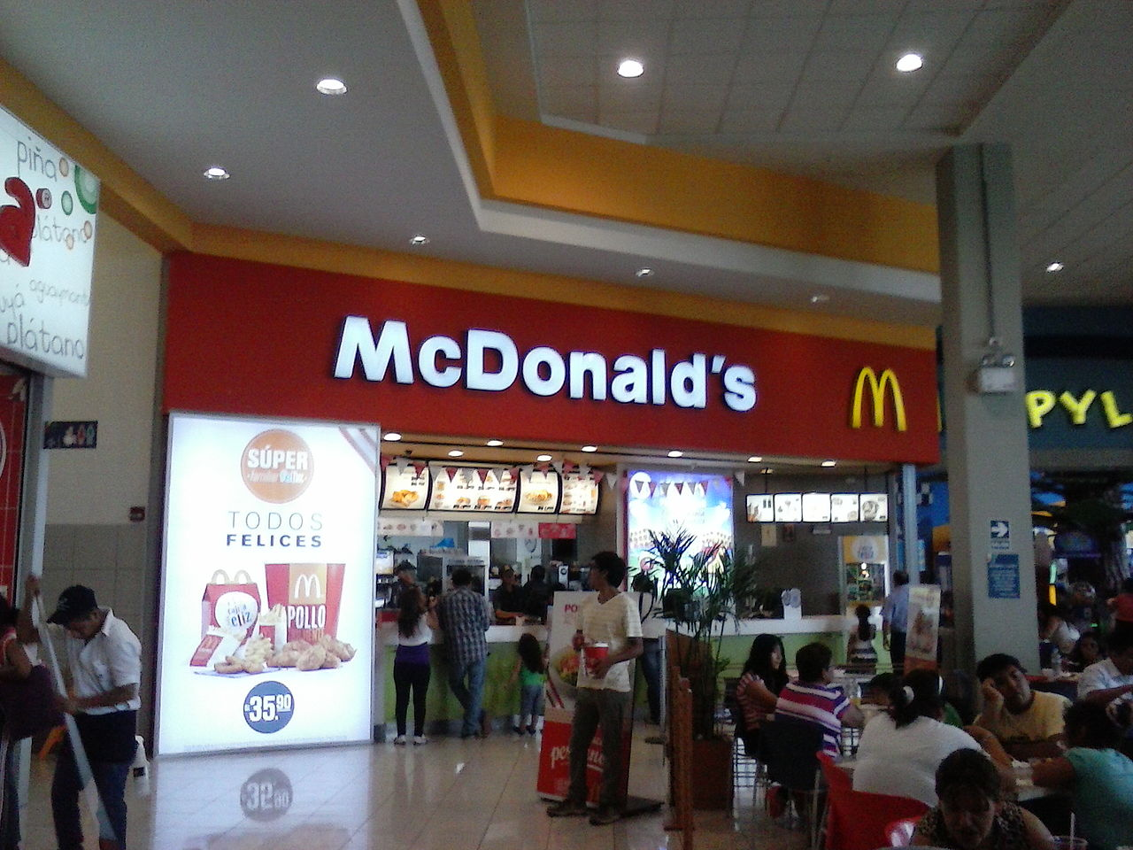 Fast Food Worst Customers facts