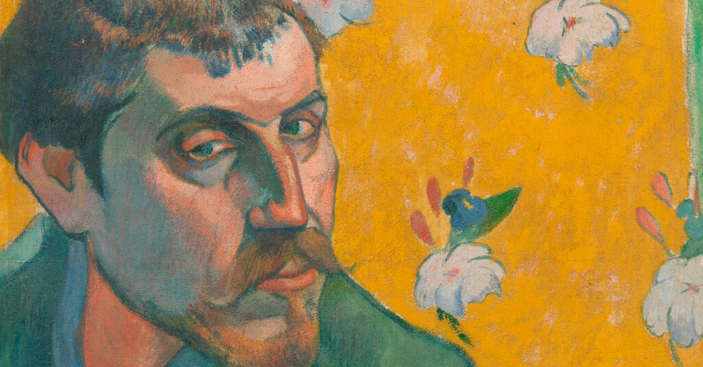 Rowdy Facts About Paul Gauguin, The French Radical