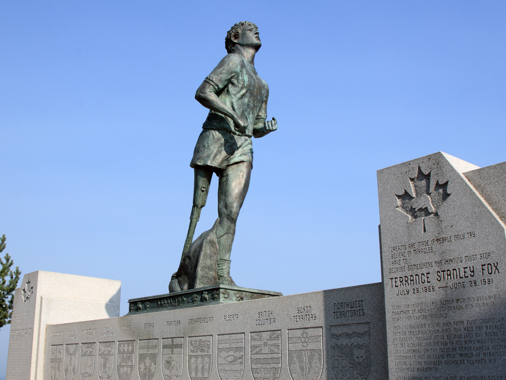 Terry Fox Facts