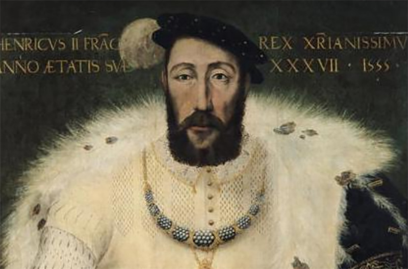 Henry II of France facts
