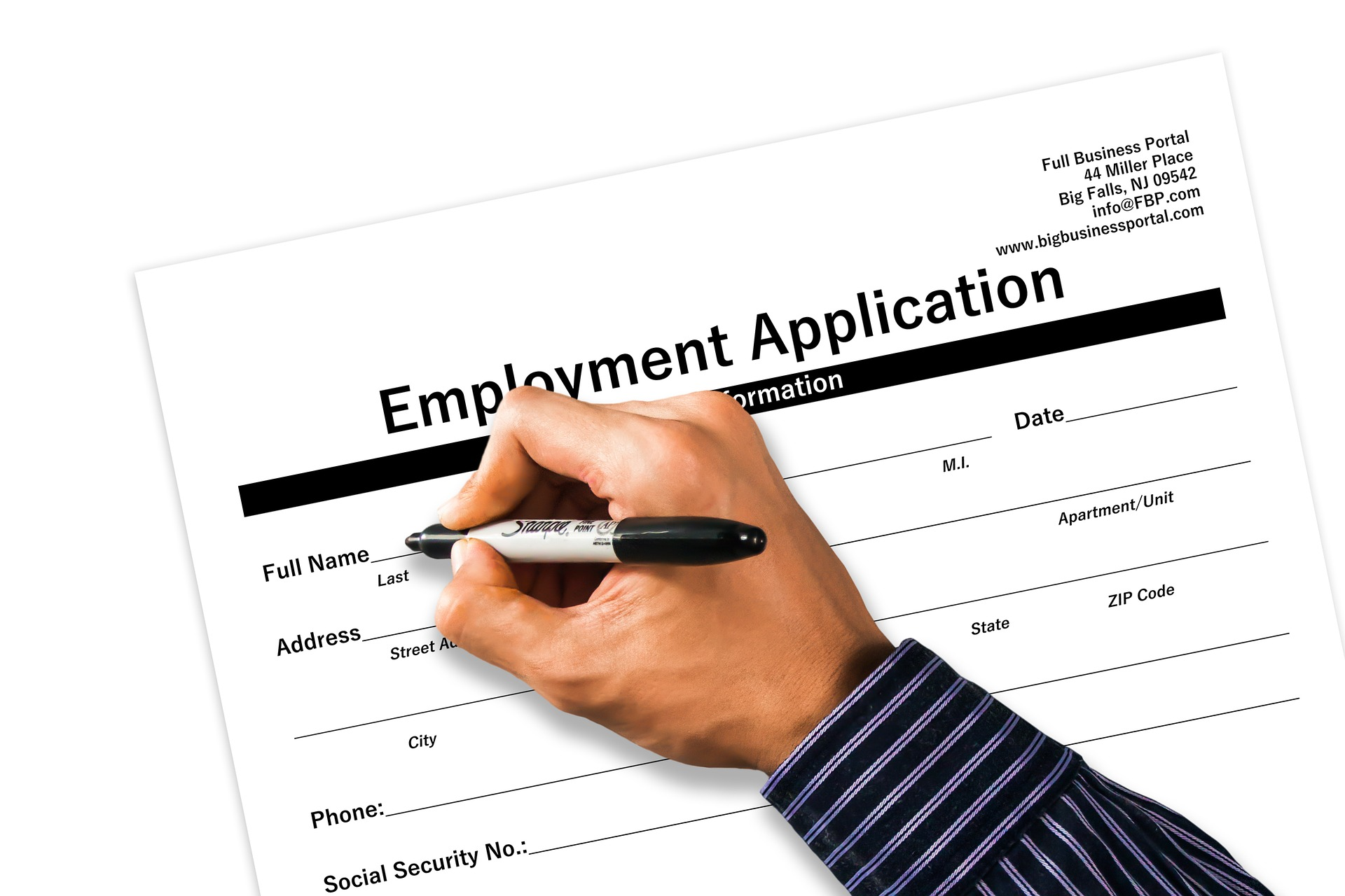 Worst Job Applications facts