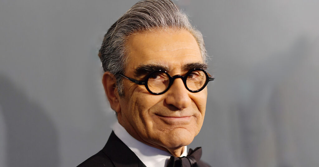 Eyebrow-Raising Facts About Eugene Levy, The Canuck Comedian