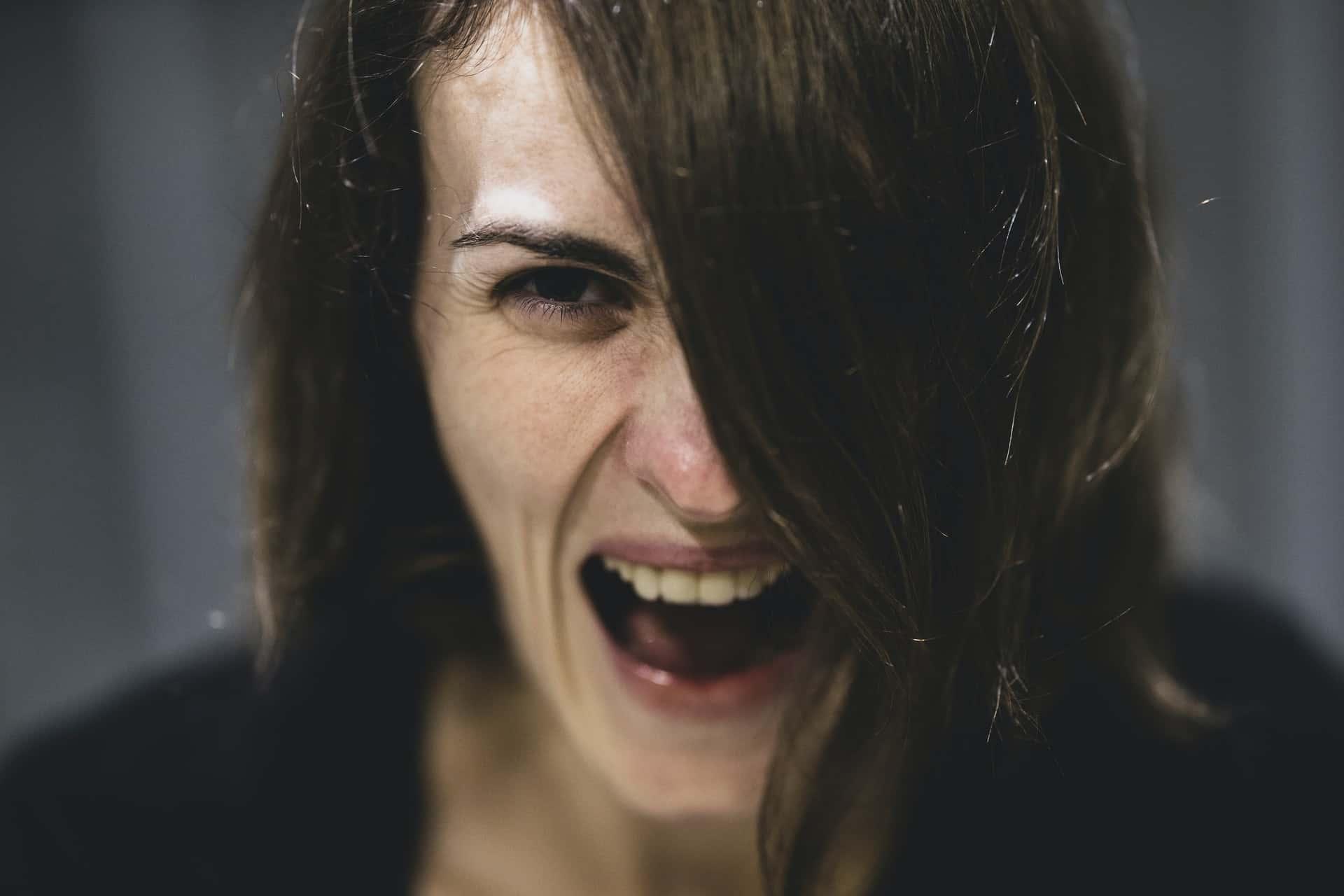 Adult temper tantrum