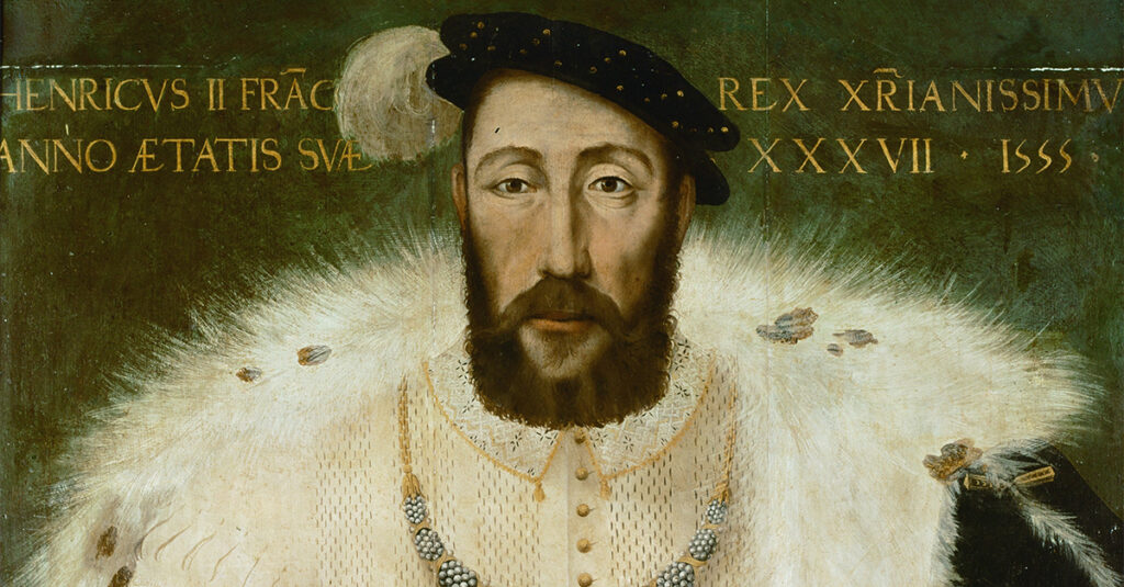 Scandalous Facts About Henry II Of France, The Lecherous King