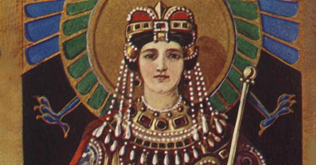 Powerful Facts About Empress Irene, The Byzantine Rebel
