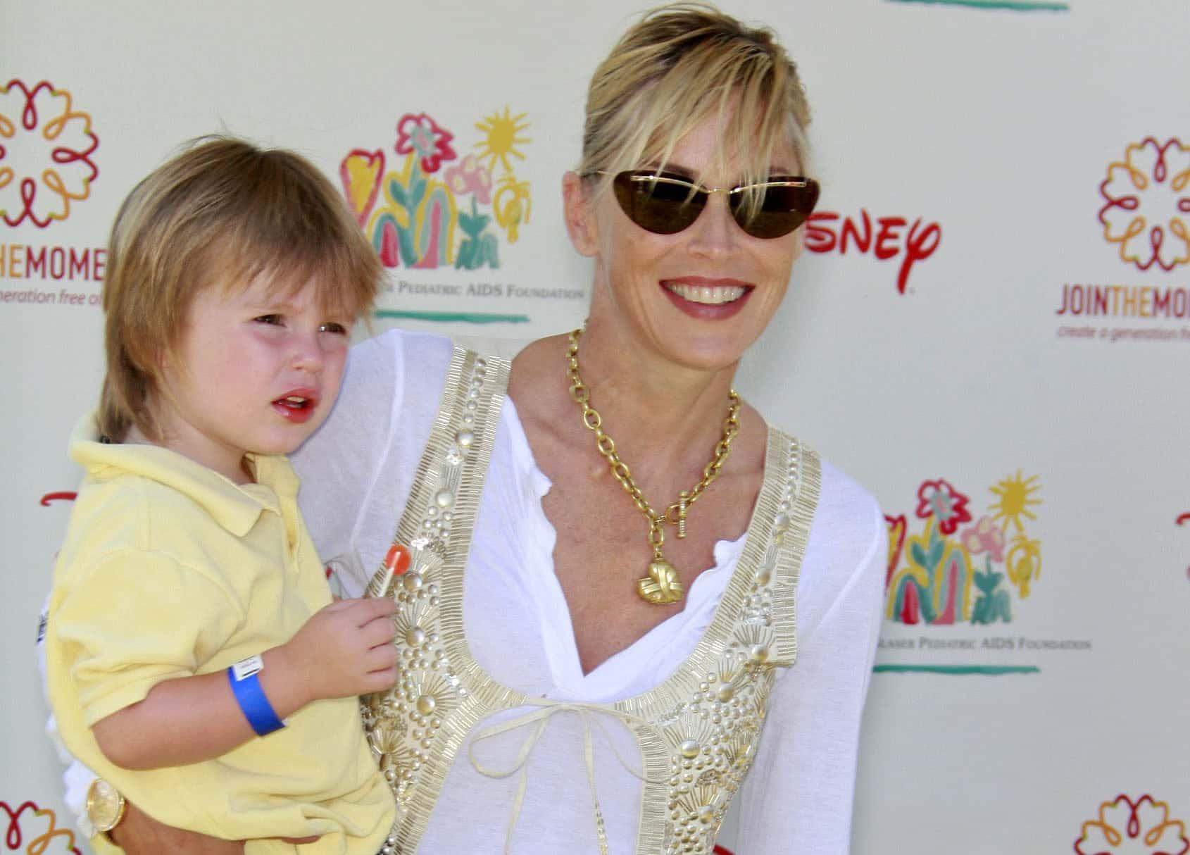 Sharon Stone facts