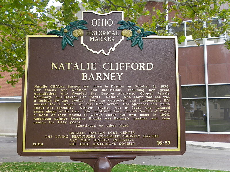 Natalie Clifford Barney Facts