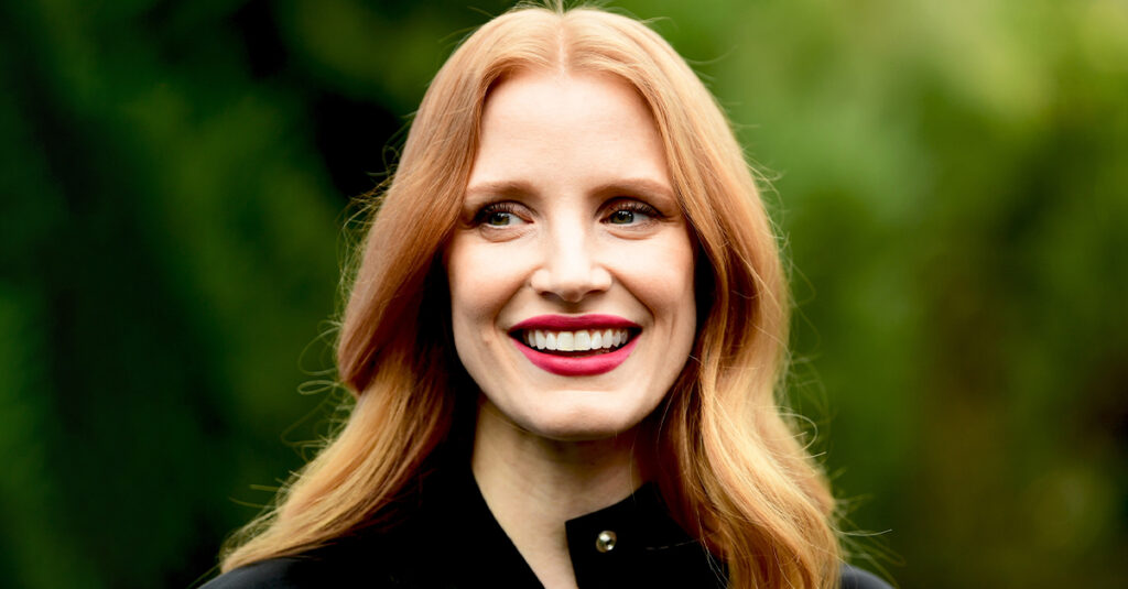 Relentless Facts About Jessica Chastain, Hollywood's Iconic Redhead