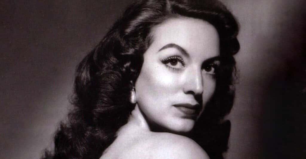 Fiery Facts About Maria Felix, La Dona Of Cinema