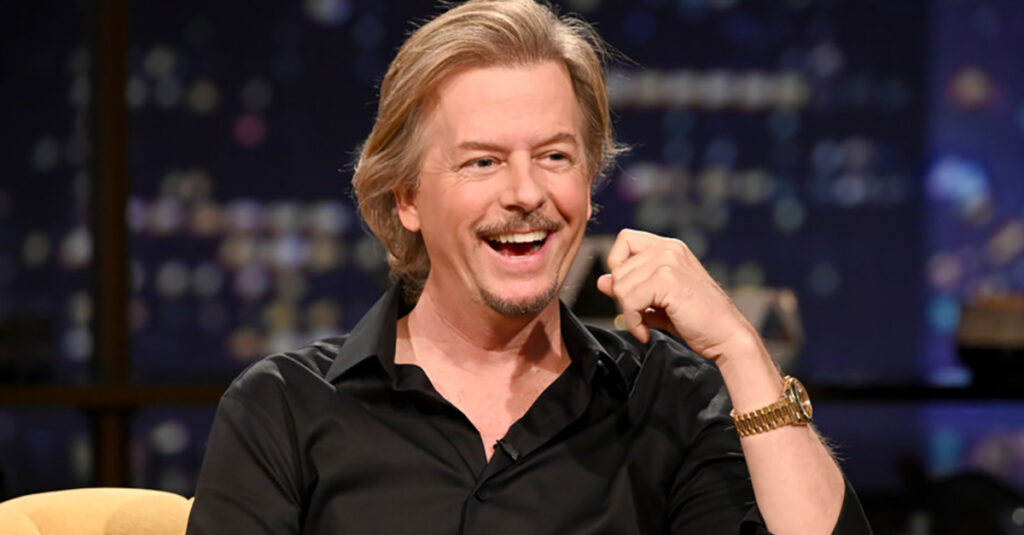 Scandalous Facts About David Spade, The Playboy Comedian