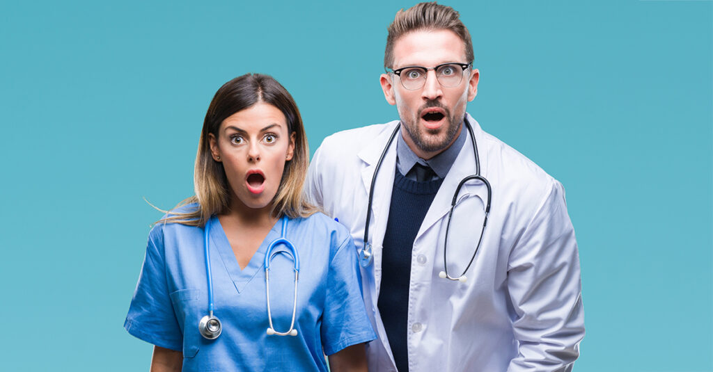 That's Not Normal: Doctors Share Their One-In-A-Million Cases