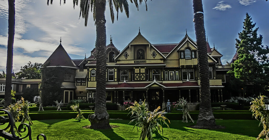 Chilling Facts About The Winchester Mystery House, The Mansion That Tragedy Built