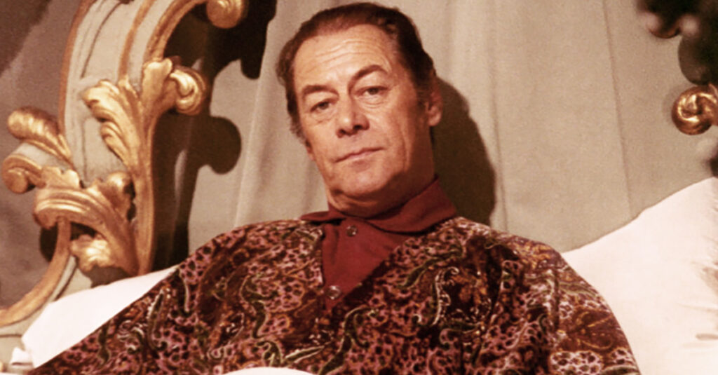 Deliciously Low Facts About Rex Harrison, The Fatal Charmer
