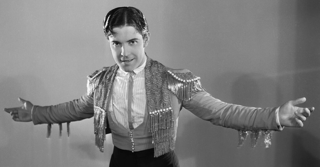 Scandalous Facts About Ramon Novarro, The Tragic Idol