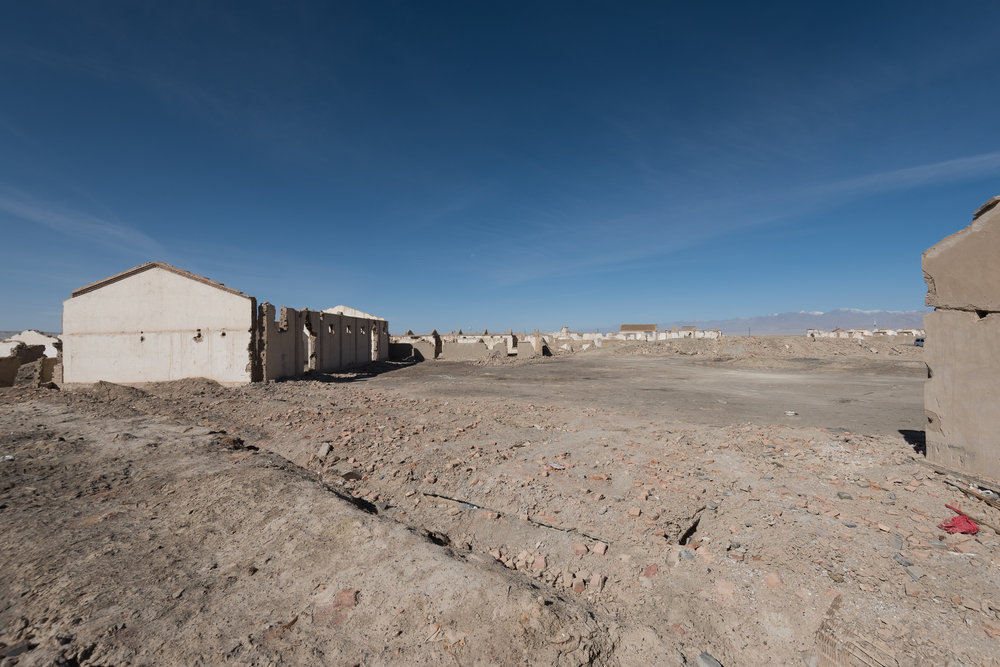 World's Eeriest Ghost Towns facts