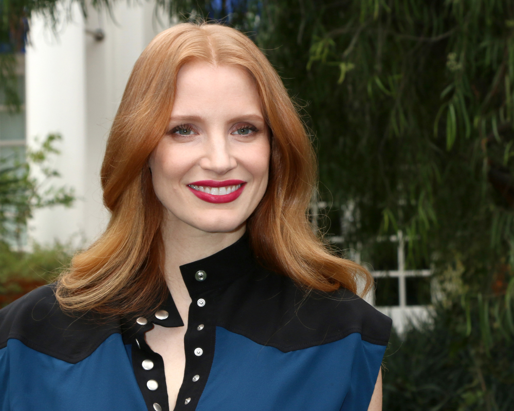 Jessica Chastain Facts