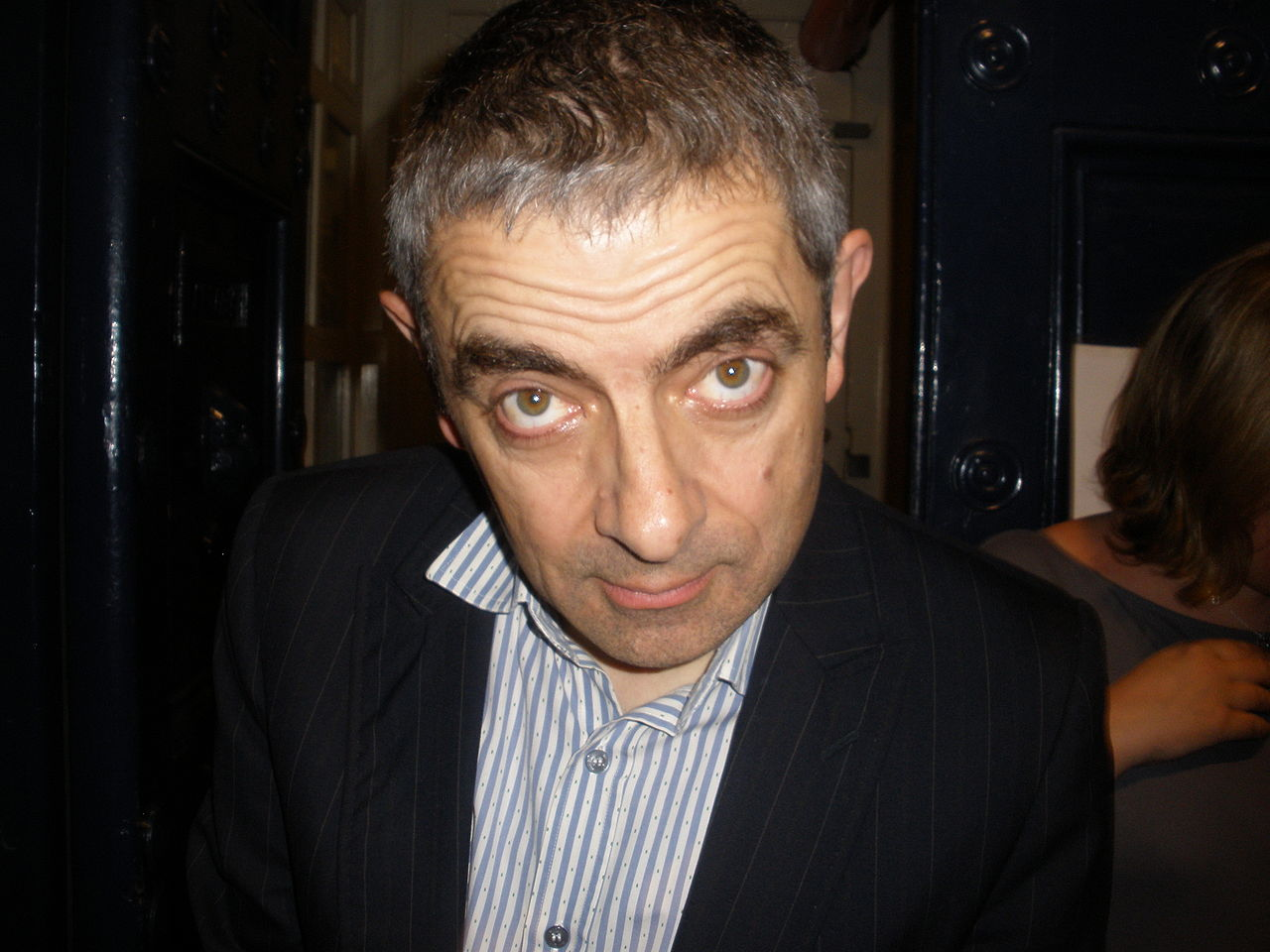 Rowan Atkinson facts
