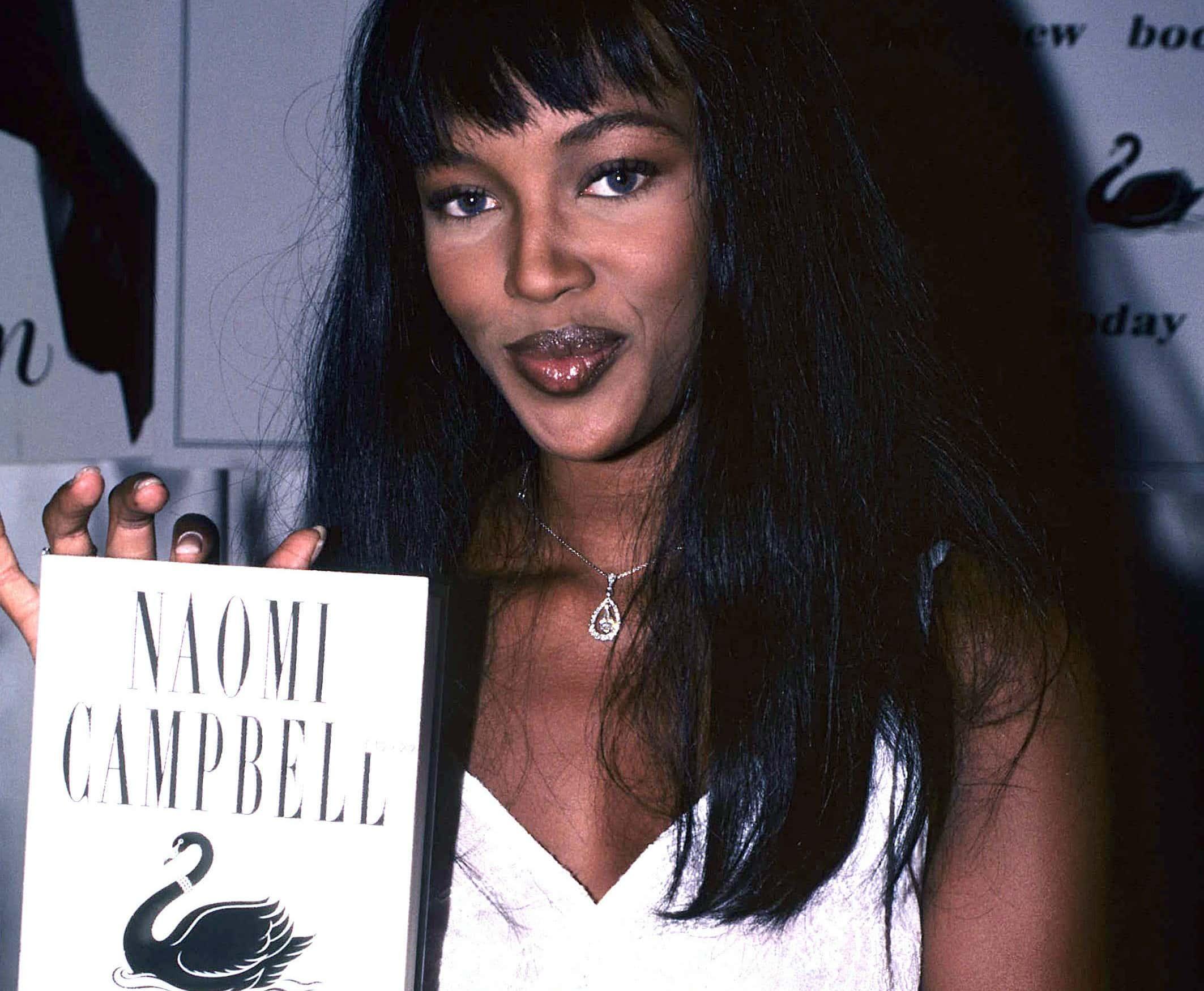 Naomi Campbell Facts