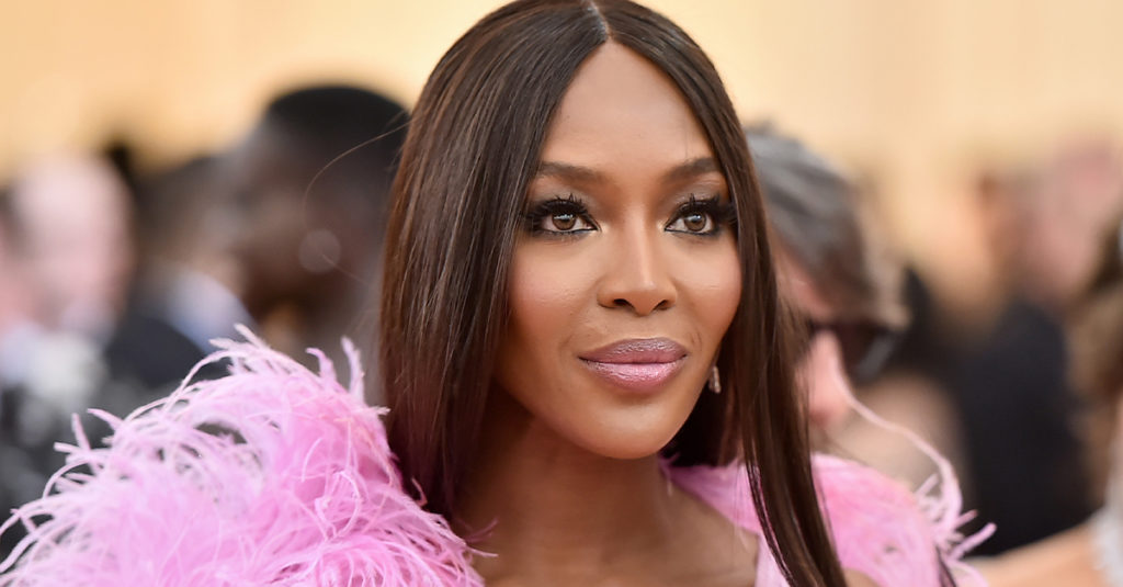 Fiery Facts About Naomi Campbell, The Catwalk Trailblazer