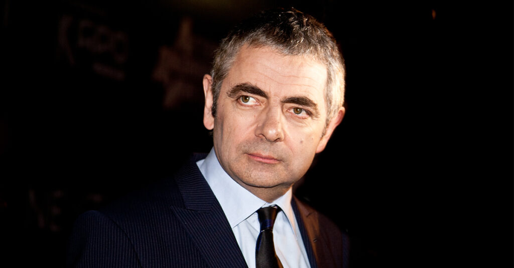 Funny Facts About Rowan Atkinson, The Iconic Mr. Bean