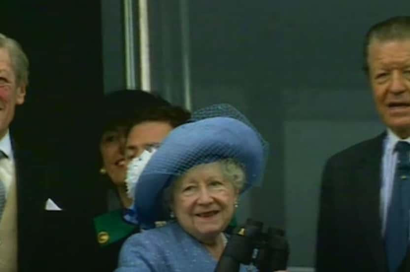 Elizabeth, The Queen Mother facts