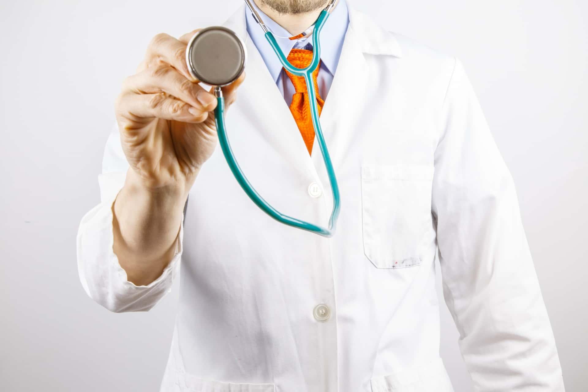 Doctors creepy
