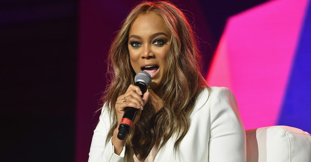 Glam Facts About Tyra Banks, The Supermodel Turned Media Mogul