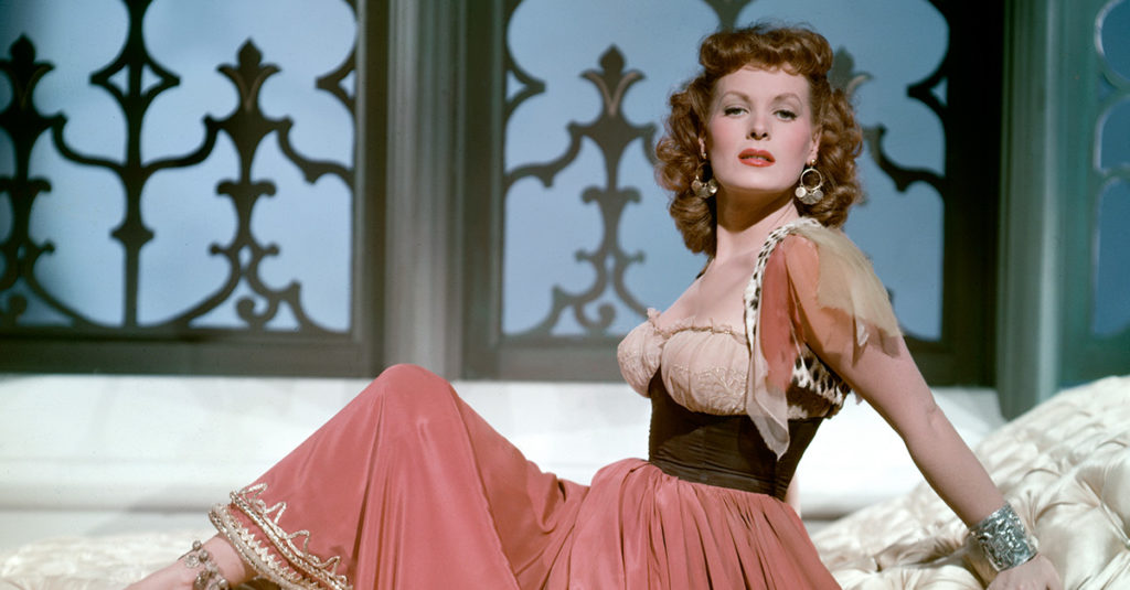 Ferocious Facts About Maureen O'Hara, The Irish Rose Of Hollywood