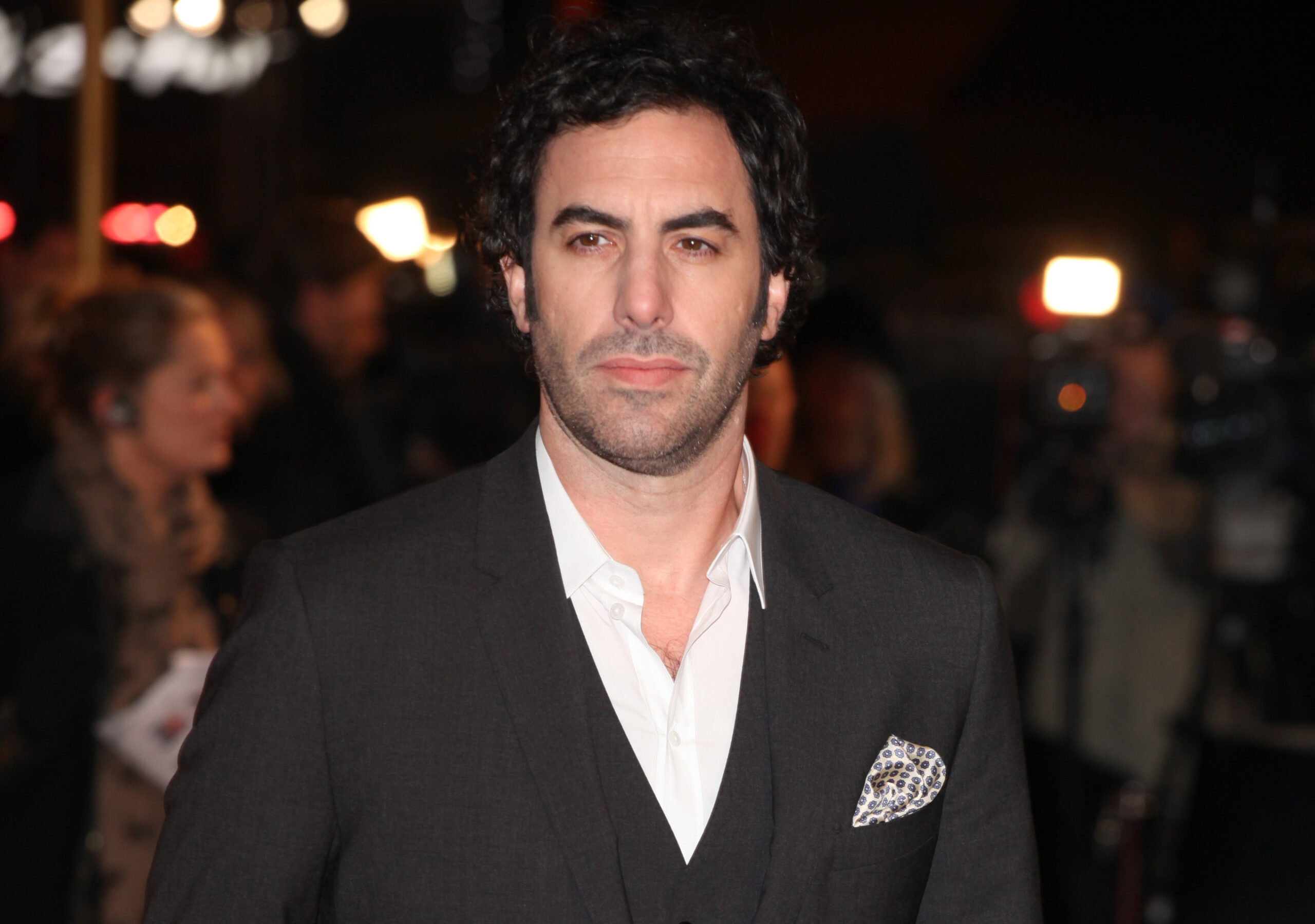 Sacha Baron Cohen facts