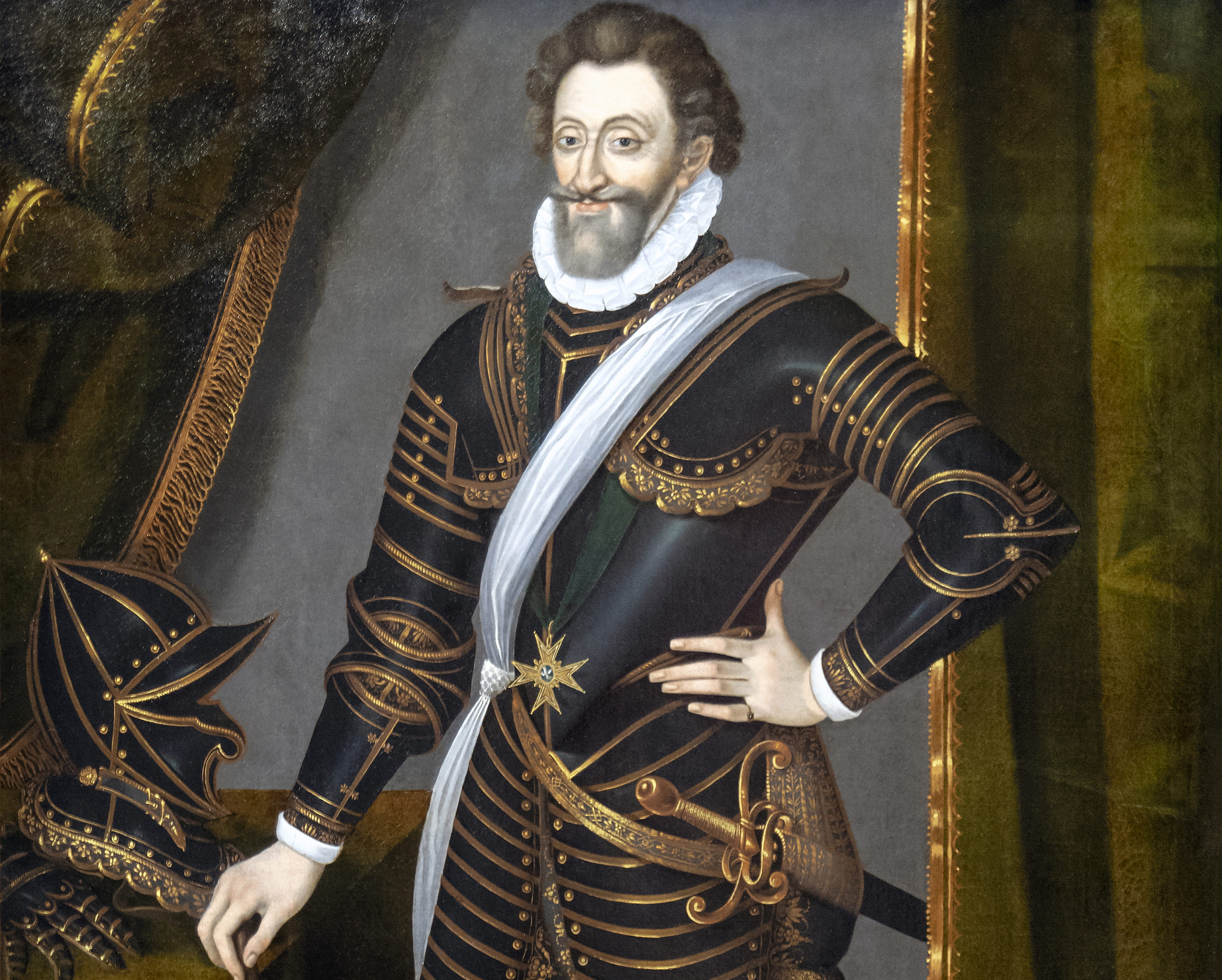 Henry IV of France facts