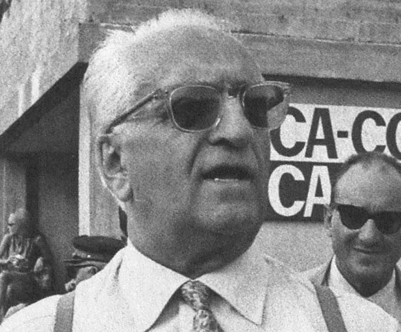Enzo Ferrari facts