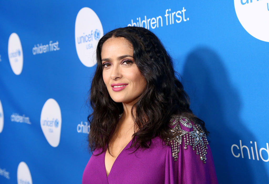 Salma Hayek Facts