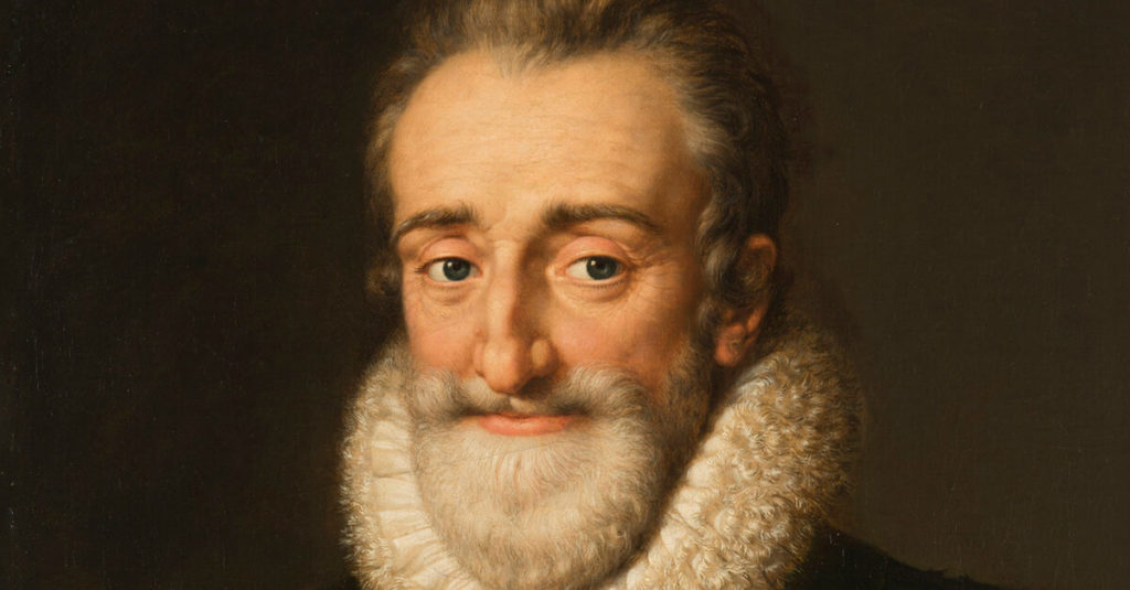 Cunning Facts About Henry IV Of France, The Unlikely King
