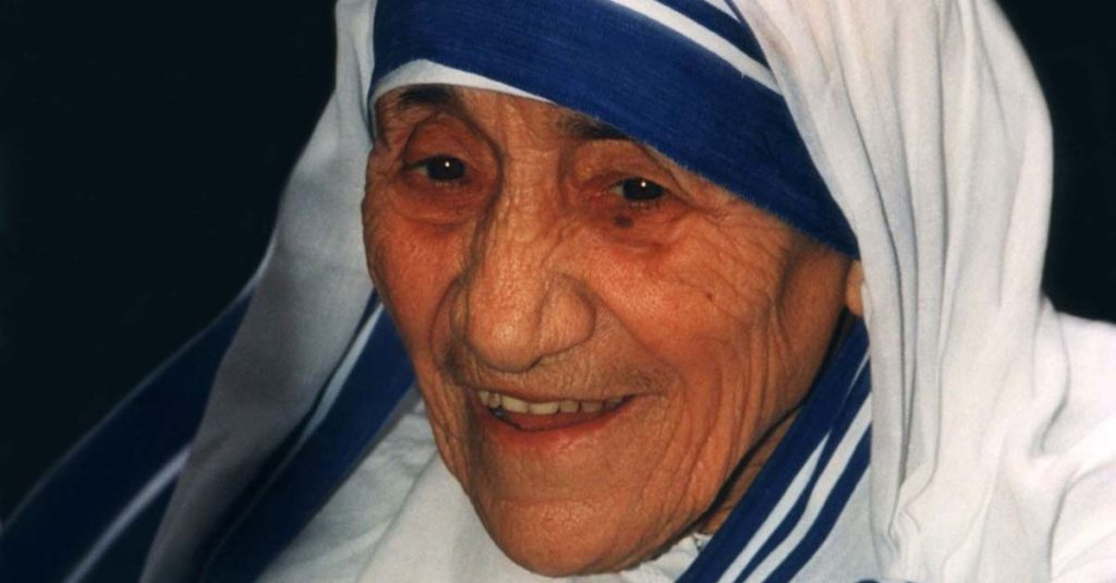Giving Facts About Mother Teresa, The Modern Saint