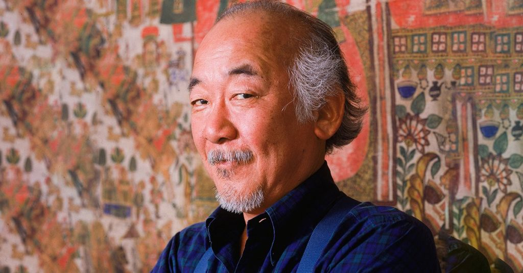 Wise Facts About Pat Morita, The Karate Master Of Hollywood