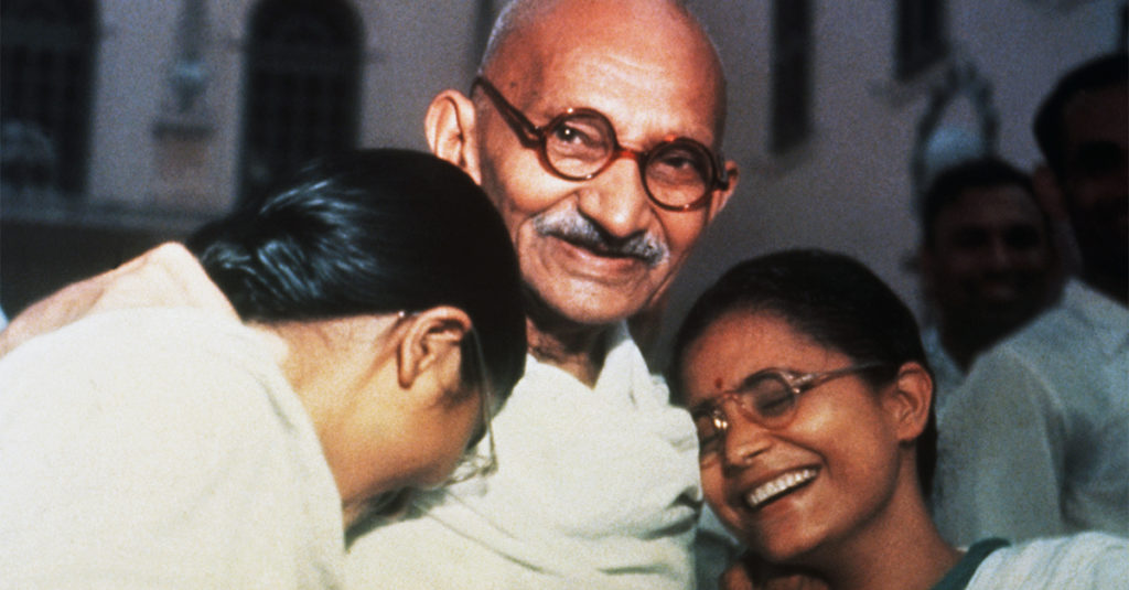 Righteous Facts About Mahatma Gandhi, The Voice Of Peace