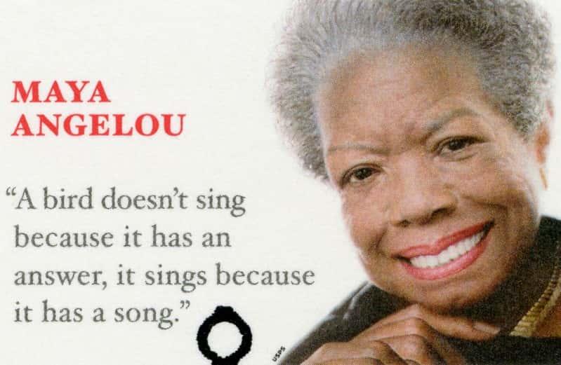 Maya Angelou Facts