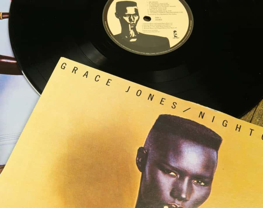 Grace Jones Facts