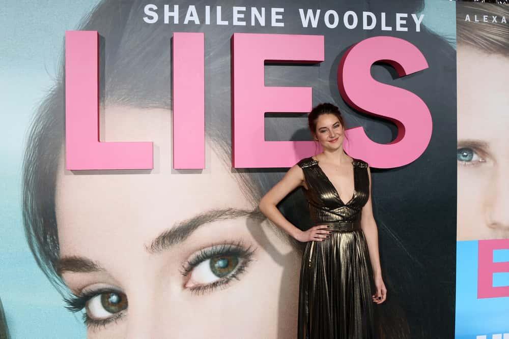 Shailene Woodley Facts
