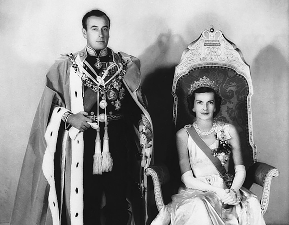 Edwina Mountbatten Facts